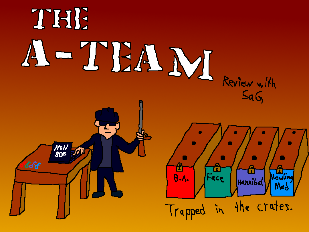 Movie Rehab: The A-Team