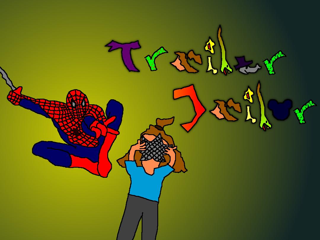 Trailer Jailor: The Amazing Spider-Man 2