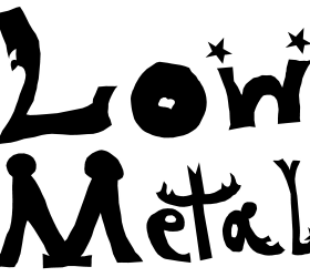 Low Metal Logo