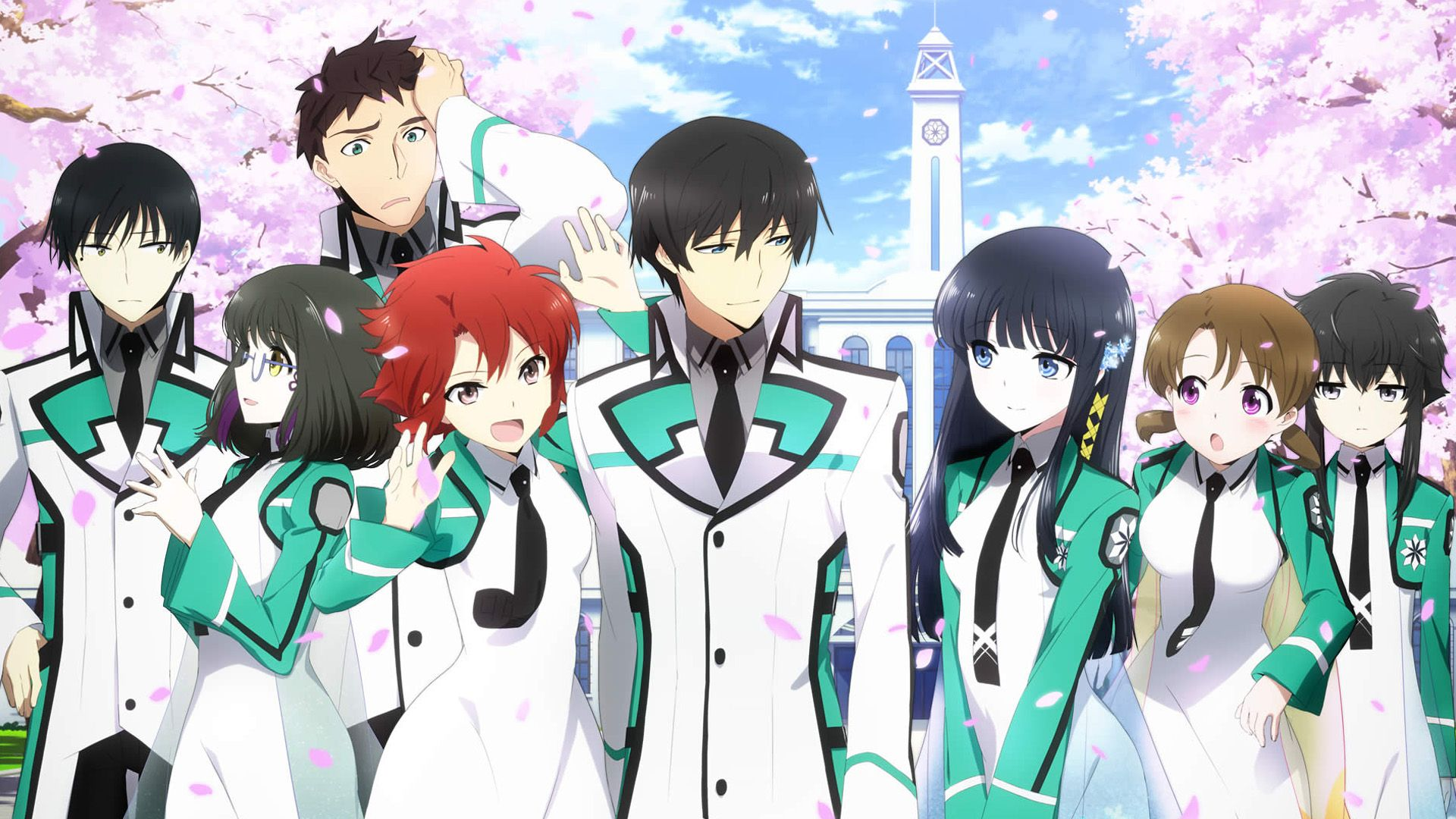 Eagleland Manga Review: Irregular at Magic High School