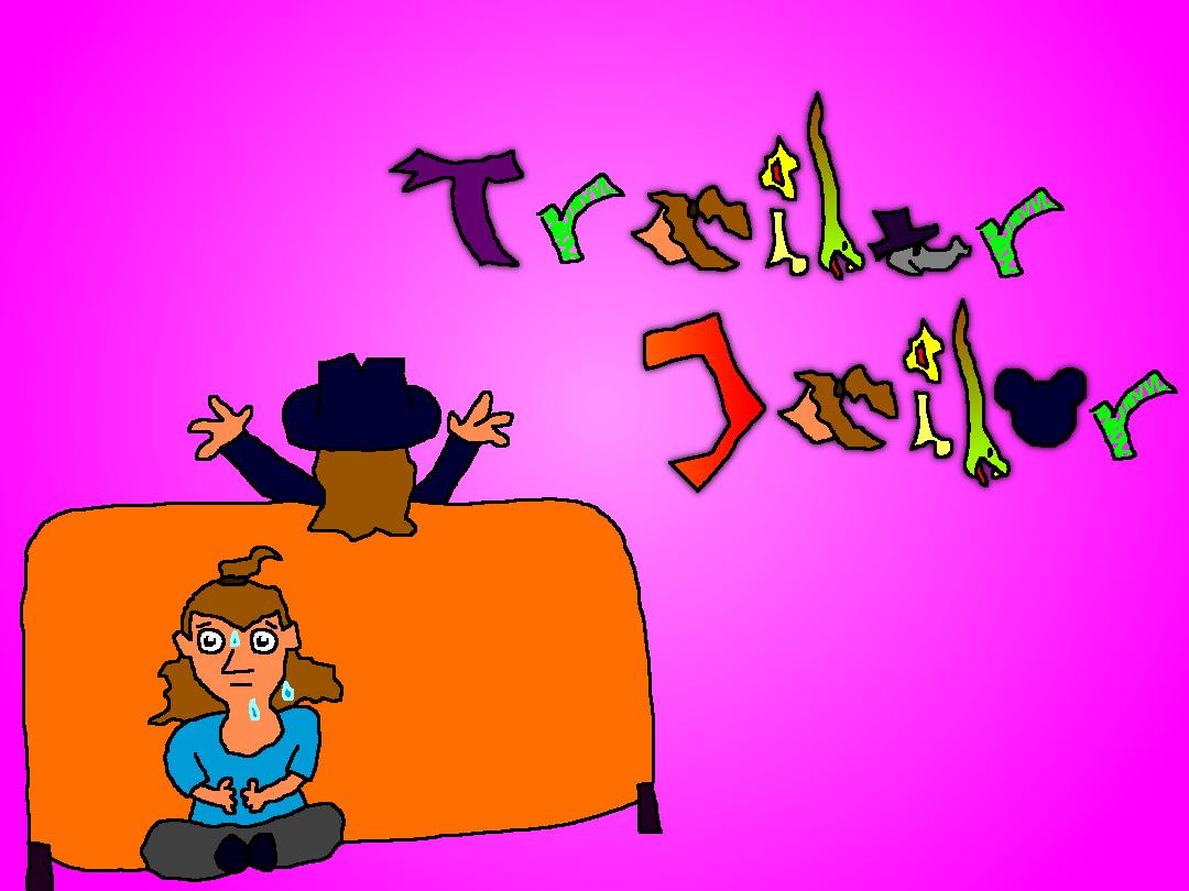 Trailer Jailor: The Starving Games