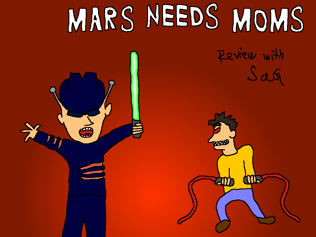 Movie Rehab: Mars Needs Moms