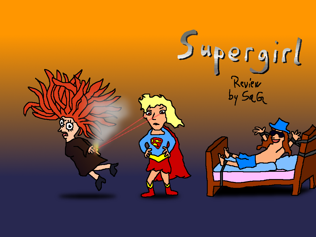 Movie Rehab: Supergirl
