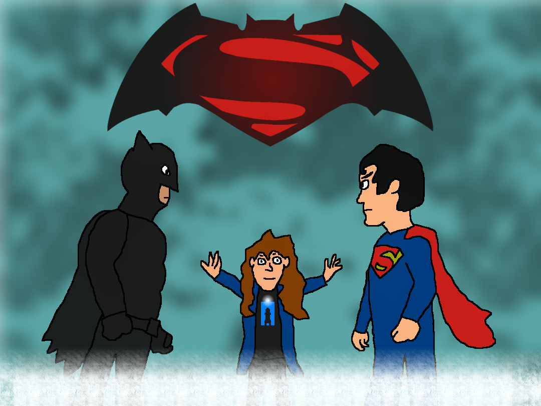 Jack Skyblue Reviews: Batman v Superman: Dawn of Justice (First Impressions)