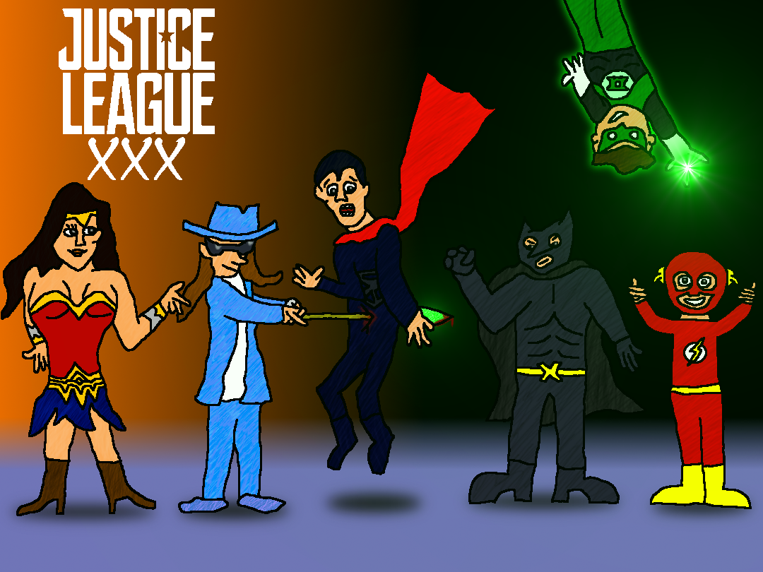 Nudie Rehab: Justice League XXX: An Axel Braun Parody