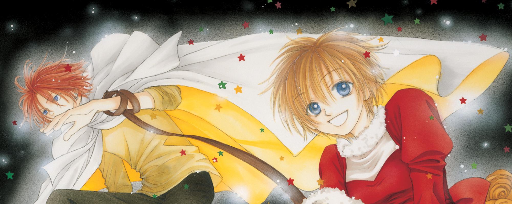 Eagleland Manga Reviews: Sweet Rein