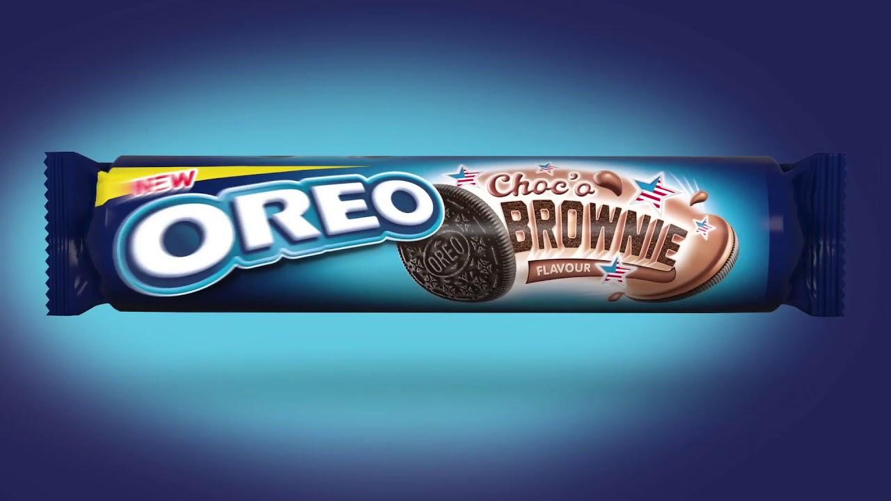 Jack Skyblue Reviews: Oreo Choc'o Brownie