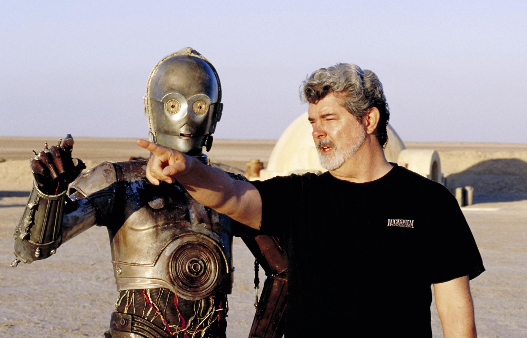 RUMOR: George Lucas Reportedly Wants To Make His Original Sequel Trilogy